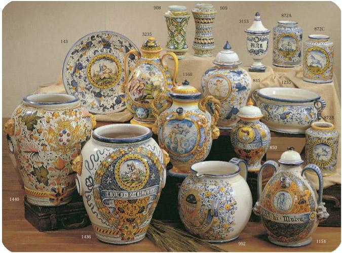 Ceramiche di Montelupo Fiorentino