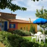 Casa Vacanze La Baghera – La Baghera Alta – Appartamento Angiolino - Giardino