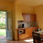 Casa Vacanze La Baghera – La Baghera Alta – Appartamento Balilla - Cucina