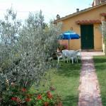 Casa Vacanze La Baghera - La Baghera - Appartamento Barco Reale - Giardino