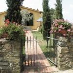 Casa Vacanze La Baghera - La Baghera - Appartamento Palaia - Giardino