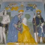 Altare della Robbia (Chiesa Santo Stefano a Lamporecchio)