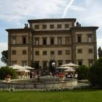 Villa Rospigliosi (progetto Bernini) a Lamporeccio